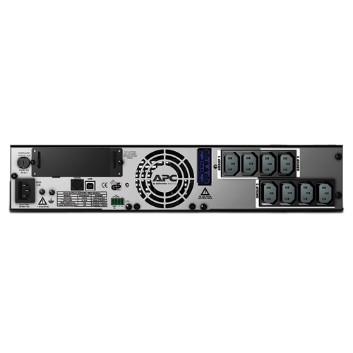 APC Smart-UPS X 1500VA Rack/Tower LCD 230V