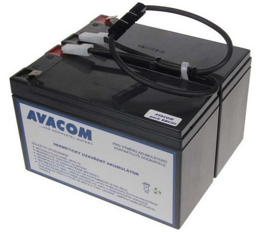 Avacom replacement for RBC109 - battery for UPS
