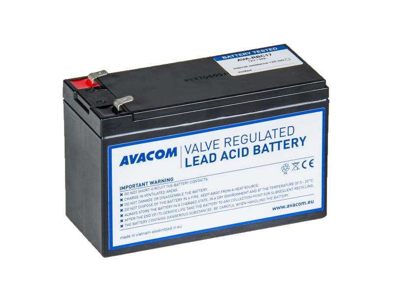 Avacom replacement for RBC17 - battery for UPS