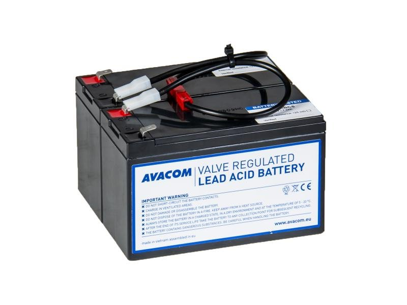 Avacom replacement battery for RBC5 - battery for UPS